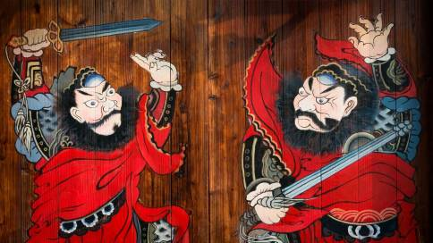 """大熊猫吃上月饼、果盘,北京动物园推出动物""""中秋特餐"""""""